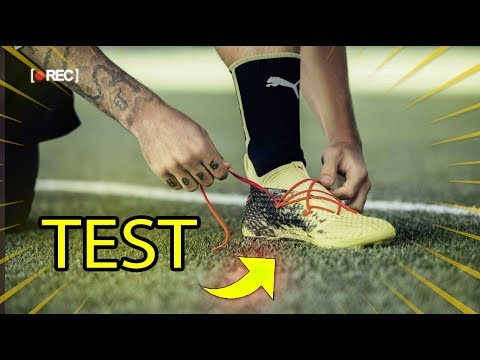 TEST DES PUMA FUTURE 18.1 NETFIT 2