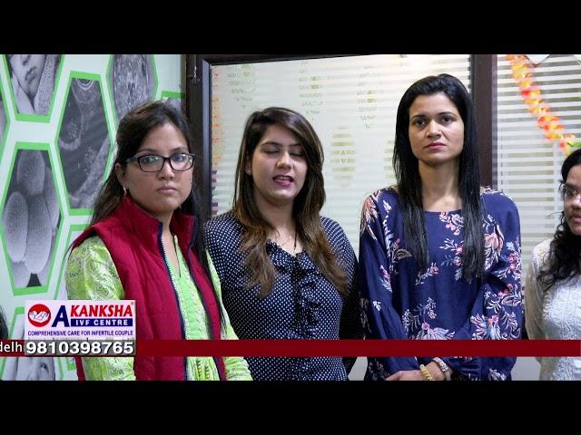 Dr. Saloni Chopra has done her training at Akanksha IVF Centre