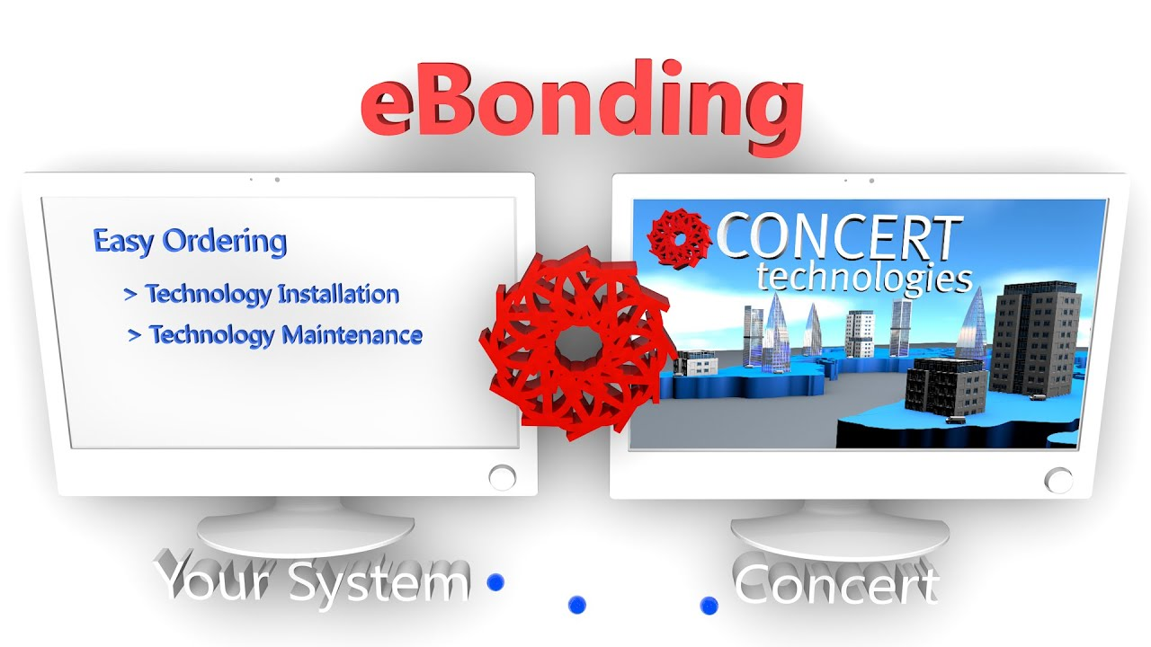 eBonding APIs: Order Technology Installation & Maintenance from Your System  to Concert Technologies
