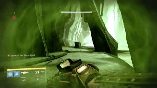 Destiny scent of the worm. The easy way
