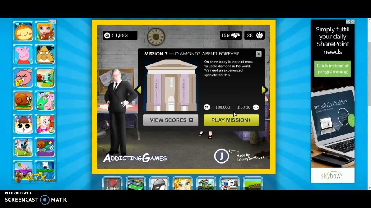 The heist 2 addicting games casino royale event