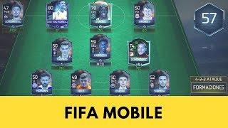 FIFA MOBILE ¿Retomando La Serie? Gameplay Fifa Mobile [Austin]
