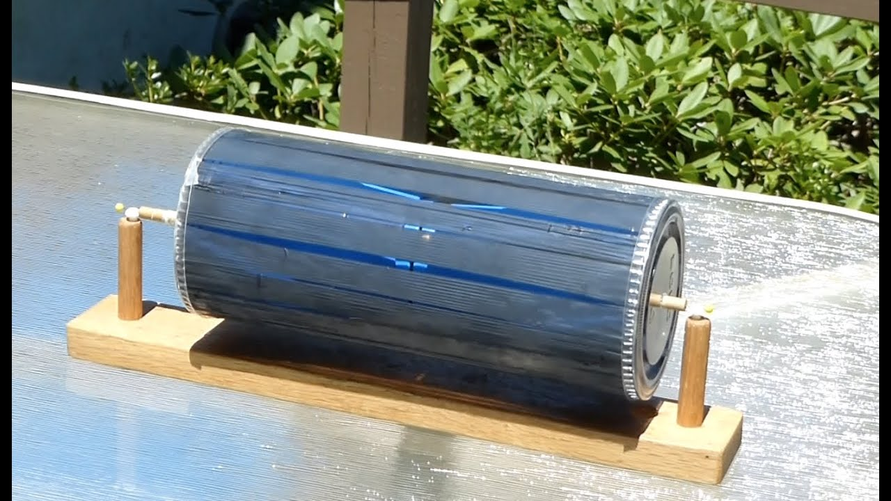 Solar Motor Free Energy Motor Not Electrical