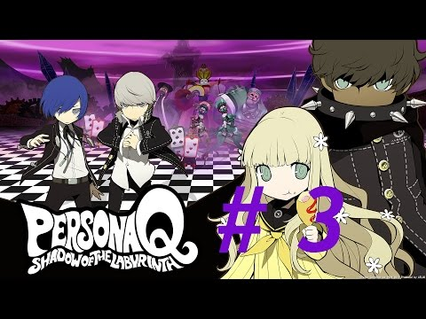 Let's Play Persona Q #3: Tutorial Land!