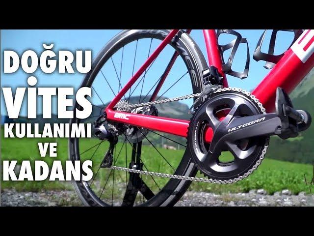 Bisiklette Doğru Vites ve Kadans Kullanımı