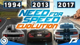 Эволюция Need for Speed | Evolution [1994 - 2018]