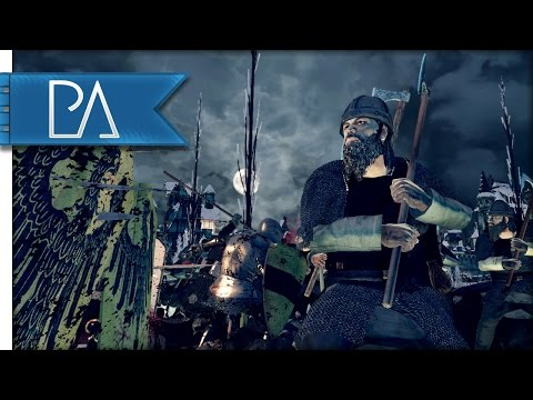 Brutal Night Siege Battle: Austrian Rebellion - Medieval Kingdoms Total War 1212AD Mod Gameplay