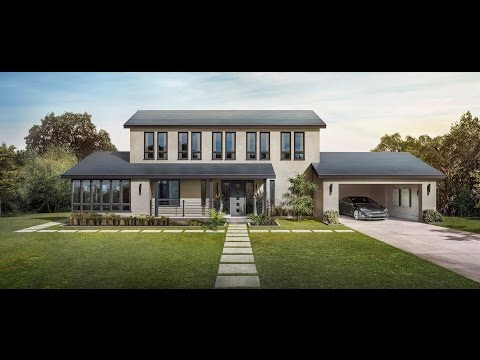 Tesla Solar Roof -  Things To Know