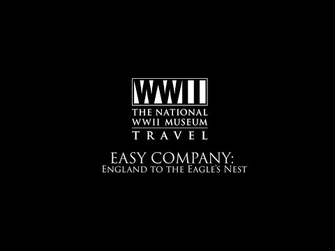 Easy Company: England to the Eagles Nest