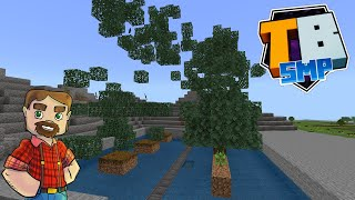 Tree Farm!- Truly Bedrock SMP Season 2! - Episode 23