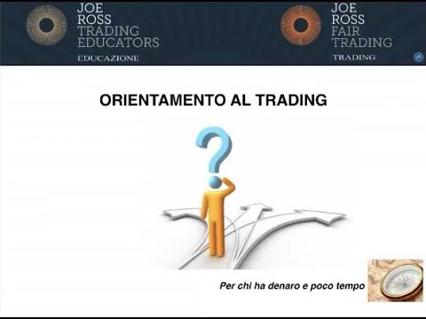 Webinar Orientamento Al Trading