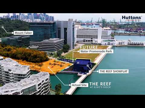 The Reef at King's Dock - Luxury Waterfront Residences