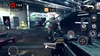 Dead Trigger 2 | MK 7 Type 92 | HELIX NEBULA