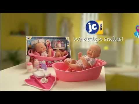 La Newborn Baby Doll Toy Tv Commercial Tv Spot Tv Ad Jc Toys