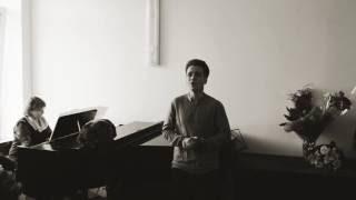 Илья Аксёнов - Жди меня (Романс Женьки из х/ф