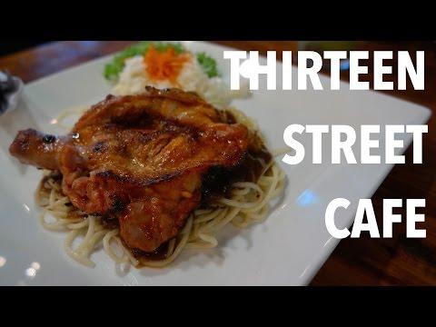 Thirteen Street Cafe, Shah Alam