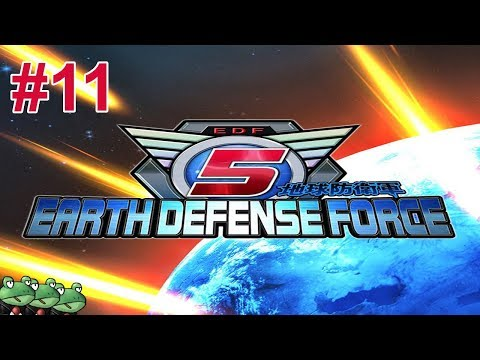 Let's Play Earth Defence Force 5 | Part #11 thumbnail