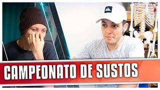 REACT ATERRORIZANTE CASA DA EMILY! - Emily Wants to Play 2 (Marcos Coelho)