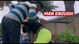 Download Zfancy Prank Comedy - Man Enough Vs Woman Enough ! Prank (Zfancy)