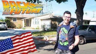 США - Дом Марти Макфлая (Назад в Будущее)