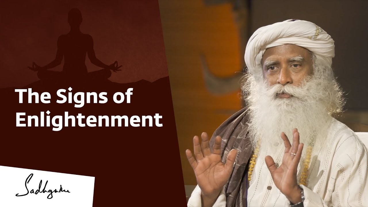 Download How Do You Recognize An Enlightened Being? - Sadhguru