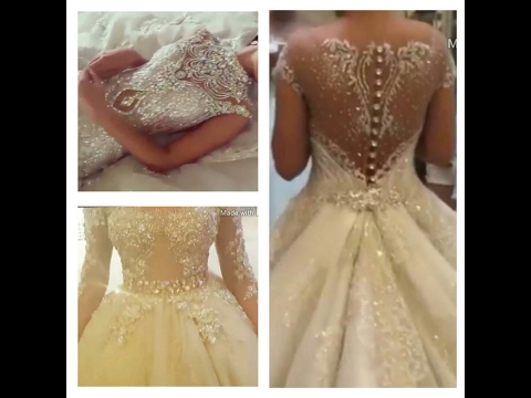 Sparkling Wedding Dress (Part 4,5&6) combined