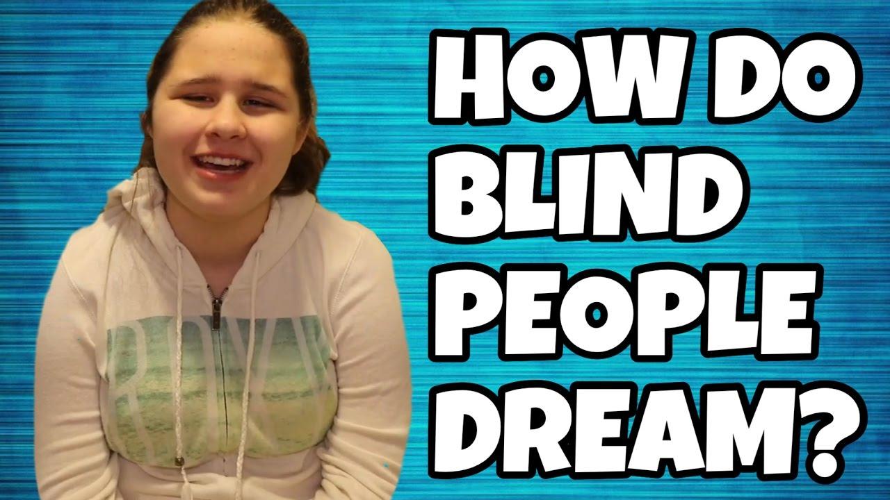 Dream Dream Blind, why dream Blind in a dream to see 83