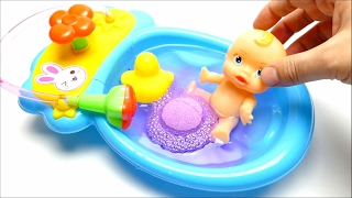Baby Doll Bathtub Time With Bath Bomb Surprise Ball