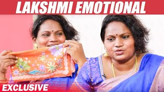 Lakshmi talks in about her experience in Zee Tamil Singing competition
