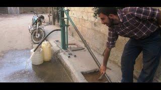 أخبار عربية: المياه.. من أساس للحياة الى أداة حرب بيد نظام الأسد