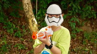 Star Wars Storm Trooper Blaster(Hasbro)ไทย Review