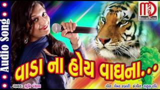 Vada Na Hoy Vagh Na | New Gujarati Song 2017 | Latest Song | Bhoomi Panchal