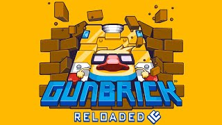 Gunbrick: Reloaded (Out Now on Switch and PC!)