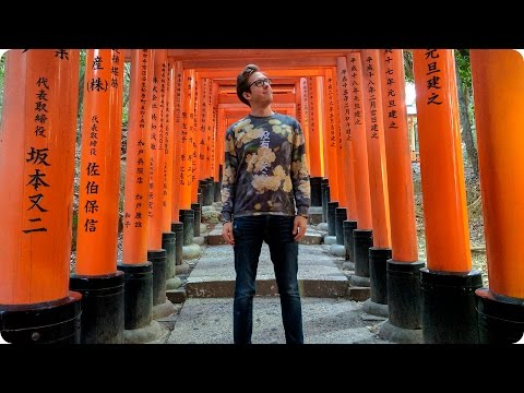 Fushimi Inari Shrine Kyoto, Japan | Evan Edinger Travel