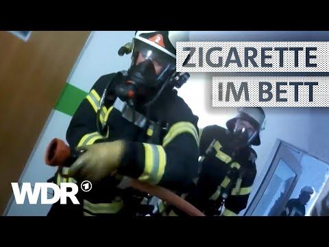 Feuer & Flamme | Mit der Zigarette im Bett - Brand in Wohnheim | WDR