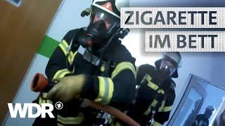 Feuer & Flamme   Mit der Zigarette im Bett - Brand in Wohnheim   WDR