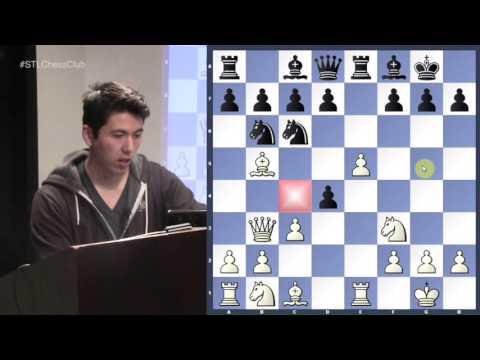 World Cup 2013: Hansen vs. Malakhov | Mastering the Middlegame - GM Eric Hansen
