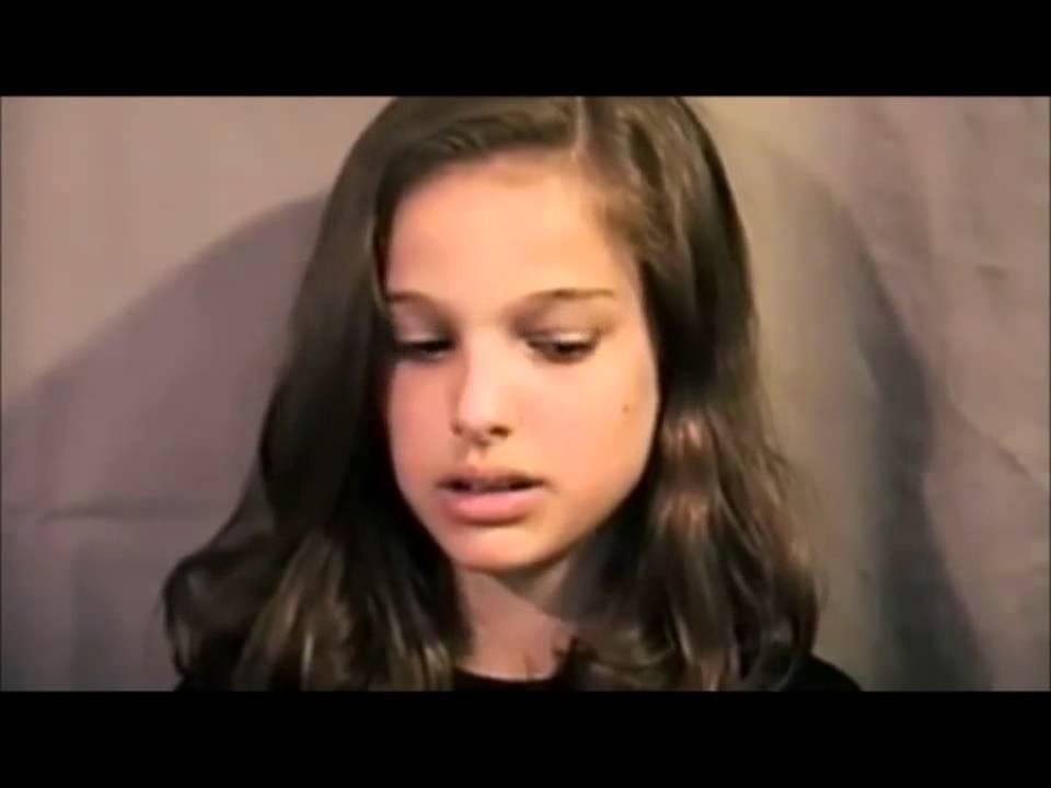 Natalie Portman Audition for Léon (1994) - YouTube натали портман леон