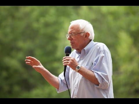 Bernie 2016 Organizing Kickoff