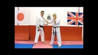 Jitte bo defence Bunkai Strategies 2012 week 8 koryu oyo jutsu