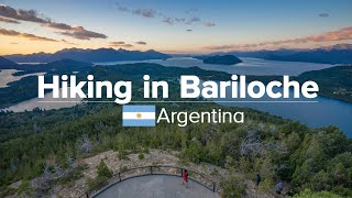 Hikes & Things to do in Bariloche (Patagonia Expedition #01) thumbnail