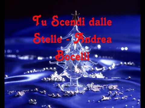 Tu Scendi dalle Stelle - Andrea Bocelli