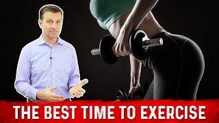 The Best Time To Exercise