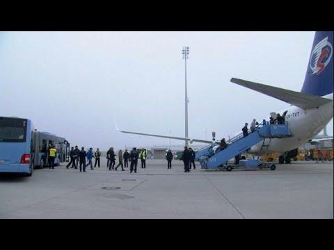 ترحيل 46 أفغانيا من ألمانيا إلى بلدهم  - نشر قبل 2 ساعة