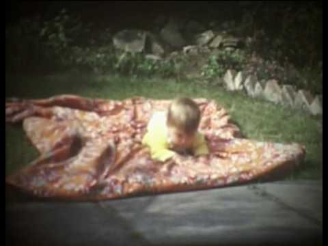 O'Meara Family - 8mm Film 1971-1975. Originally recorded with no sound.
