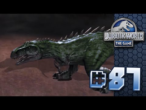 ANY DINOSAUR!!!! || Jurassic World - The Game - Ep 87 HD