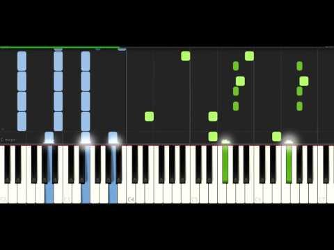 Alan Walker - Force - PIANO TUTORIAL