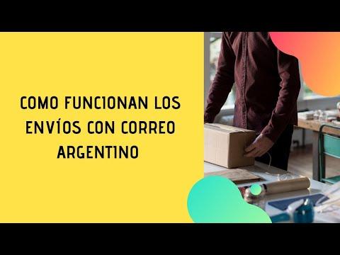 Como realizar un envío para tu ecommerce con Correo Argentino