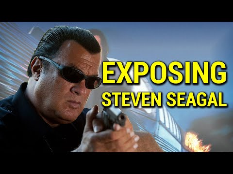 Exsposing Steven Seagal - The Great Pretender