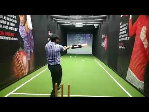 new Cricket game @Smaaash pune